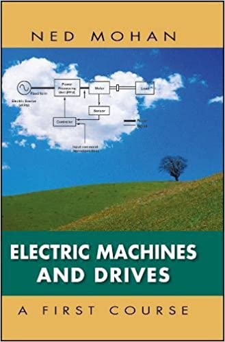 Electric Machines and Drives 9781118074817 Higher Education Textbooks at amazon