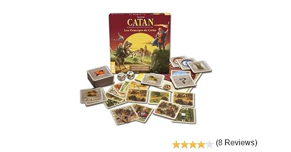 Devir - Los principes de Catan, Juego de Mesa (BGCATPRI): Amazon.es: Juguetes y juegos