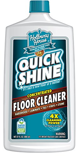 House Floor - Quick Shine Concentrated Multi-Surface Floor Cleaner, 27 Fl. Oz.