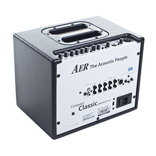 Aer CMC amplificador profesional para guitarra electroacústica: Amazon.es: Instrumentos musicales