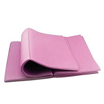 Sf-world - Esterilla de yoga antideslizante plegable para ...