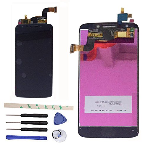 LCD Display Touch Screen Digitizer Assembly for Moto E4 XT1765 XT1766 / E 4th Generation (No Home Buttom) 5.0 (Black)