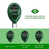 PH-Soil-Meter-3-in-1-Soil-Tester-Kit-Moisture-Soil-Meter-with-Light-PH-Acidity-Meter-Gardening-Tools-for-Plant-Lawn-Farm-IndoorOutdoors-to-Use-Easy-Read-Indicator-No-Battery-needed