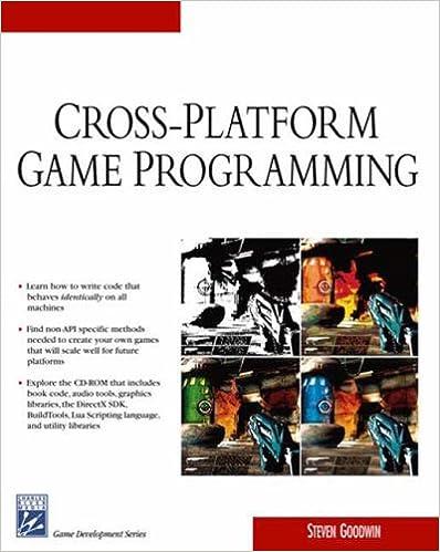 Cross Platform Game Programming (Charles River Media Game Development (Pdf))