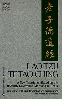 Lao-Tzu: Te-Tao Ching by [Henricks, Robert G.]