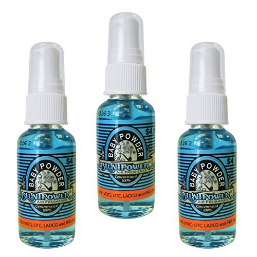 BluntPower 1 Ounce Glass Bottle Oil Based Concentrated Ai...