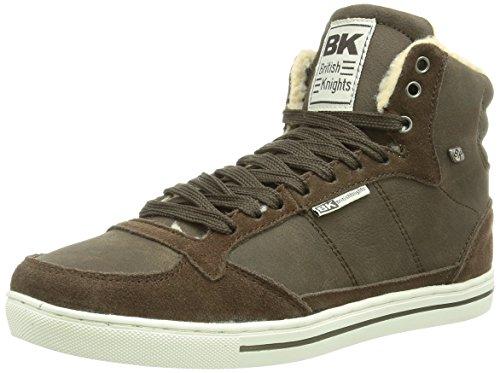 British Knights DOUGLAS - zapatillas deportivas altas de material sintético mujer marrón - Braun (DK Brown04)