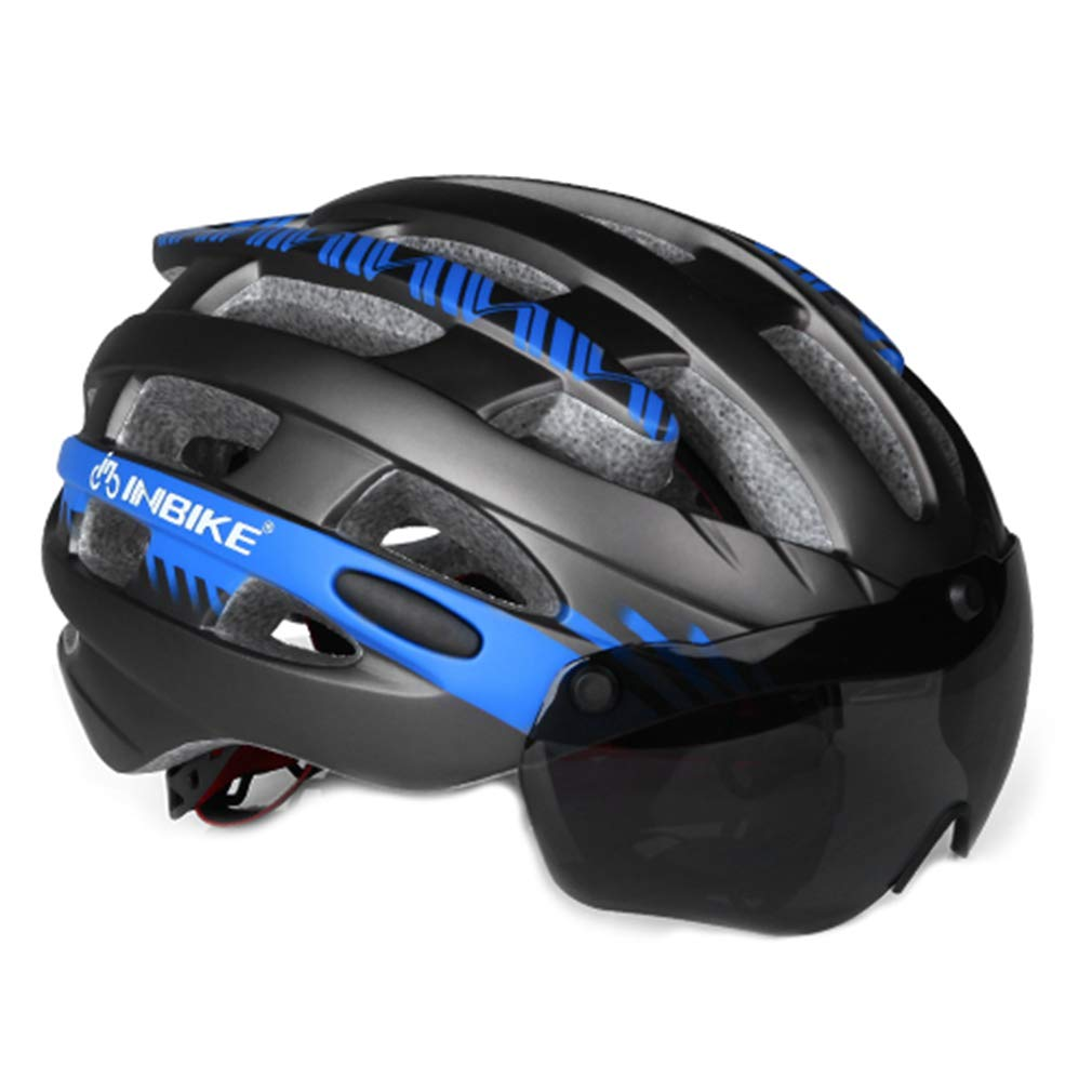 blueee 1 Large Bicycle Bike Helmet Ultralight Cycling Helmet Mountain Road Men Women Adult Helmet
