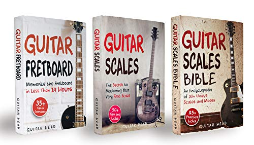 Guitar Scales Workshop: 3 in 1 : How To Solo Like a Guitar God  Even If You Don't Know  Where to Start + A Simple Way to Create Your Very First Solo (Guitar Scales Mastery) ()