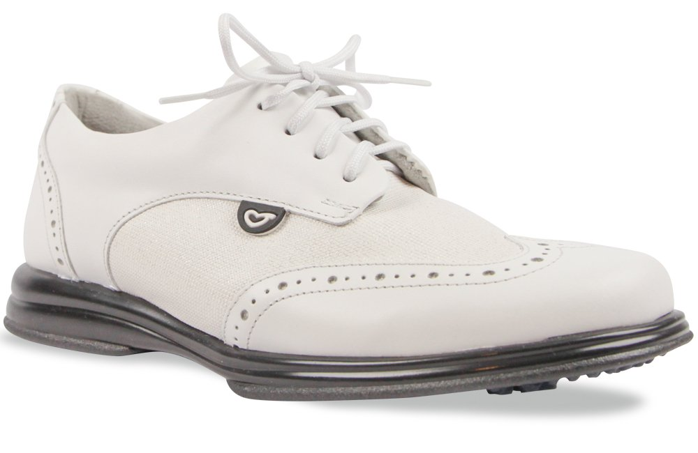 Sandbaggers Charlie Women's Golf Shoes (9, Shimmer)