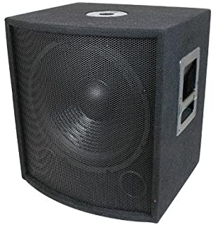 amazon com ta 15sub 15 subwoofer speaker 1000 watts adkins pro