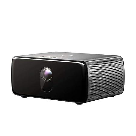 Proyector 2018 hogar pequeño WiFi proyector de Cine HD 1080p Micro ...