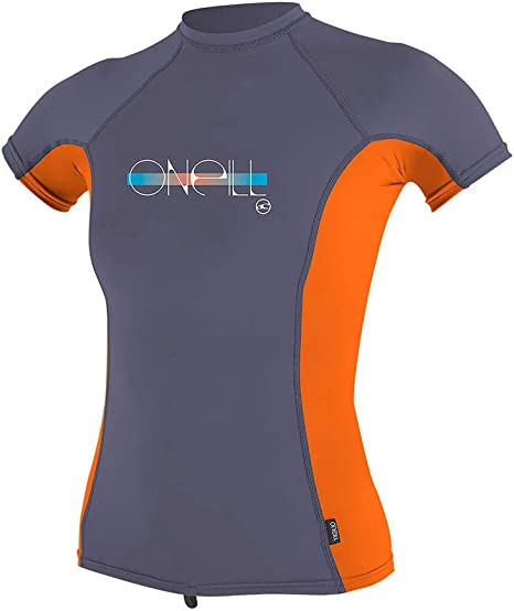 Short Sleeve Sun Shirt ONeill Girls Premium Skins Upf 50