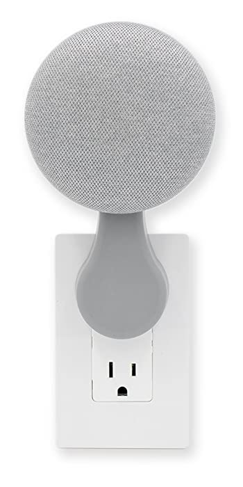 This Mini - Plug-in Mount - Google Home Mini Accessory (Chalk)