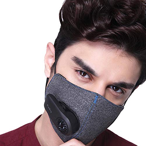 Freelance Shop Sport Xiaomi Purely KN95 Anti-Pollution Air Mask with PM2.5 550mAh Battreies Rechargeable -
