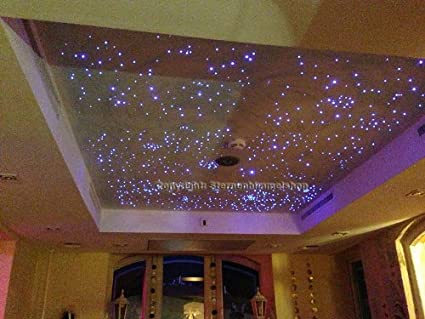 5 Watt Sternenhimmel Led Beleuchtung Corona Star Funk In Glasfaser