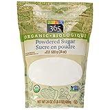 365 Everyday Value Organic Powdered Sugar, 24 oz