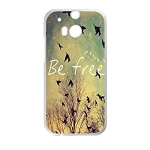 be free Phone Case for HTC One M8