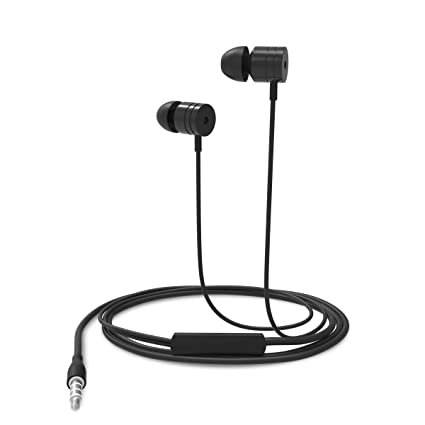1c5d1b7cd71 Portronics Por-763 Conch 204 in-Ear Stereo Having 3.5Mm Aux Port Headphone  (Black): Buy Portronics Por-763 Conch 204 in-Ear Stereo Having 3.5Mm Aux  Port ...