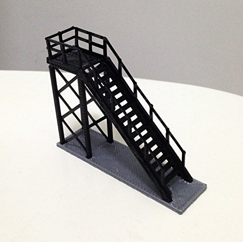 Outland Models Railway High Command/Signal Platform for Station HO OO Scale