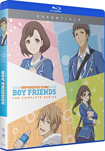 Convenience Store Boy Friends: The Complete Series ()