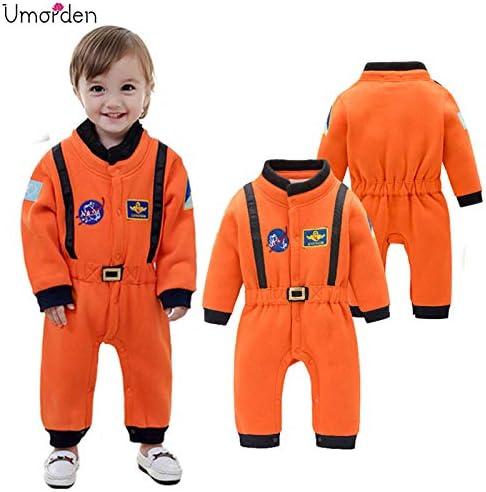 MSSJ Disfraz de Astronauta Umorden Traje Espacial Mamelucos para ...