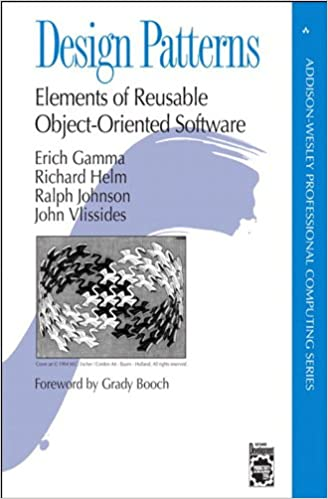 Amazon Com Design Patterns Elements Of Reusable Object Oriented Software Ebook Erich Gamma Helm Richard Johnson Ralph Vlissides John Grady Booch Kindle Store