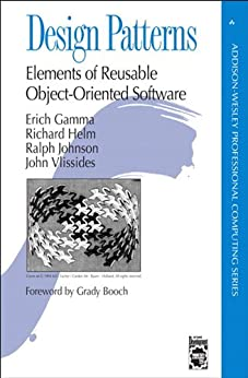 Design Patterns: Elements of Reusable Object-Oriented Software (Addison-Wesley Professional Computing Series) por [Gamma, Erich, Helm, Richard, Johnson, Ralph, Vlissides, John]