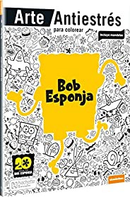 Arte Antiestrés para Colorear Bob Esponja