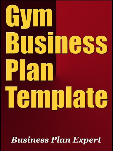 gym business plan sample