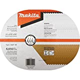 Makita B-12675-10 9'' x .075'' x 7/8'' INOX Thin Cut-Off Wheel, 60 Grit, 10/Pk