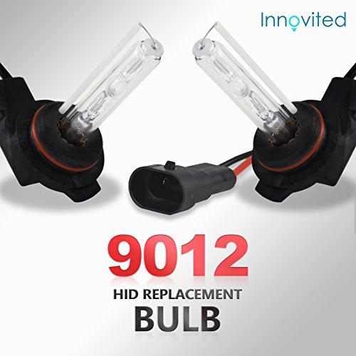 9012 hid headlight bulb - 1