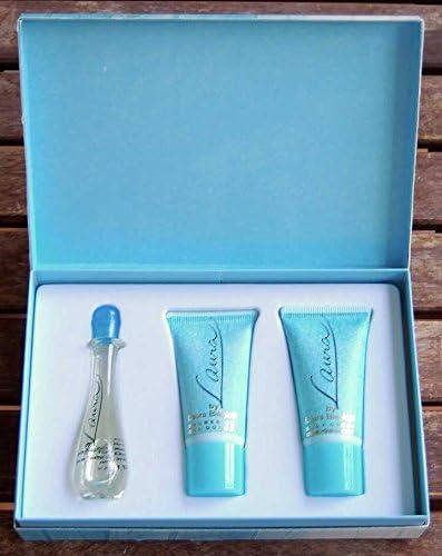 Estuche con perfume miniatura y muestras cosméticas Laura de Laura Biagiotti: Amazon.es: Hogar
