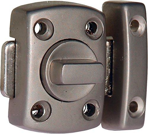 Abus DRD30 N B 59665 T/ürriegel vernickelt 30/mm matt