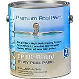 Ramuc 9122321 2 gal Hi-Build Epoxy Pool Paint44; Black