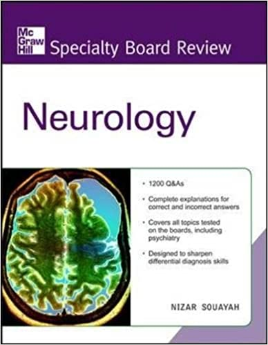McGraw Hill Specialty Board Review Neurology Second Edition