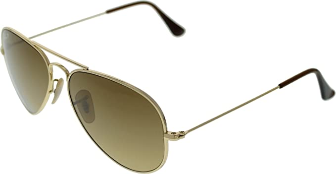 249a2b6b9a Image Unavailable. Image not available for. Colour  Ray-Ban Aviator Unisex  Sunglasses (RB8041-001-M2-55