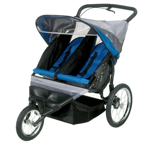 Instep Run Around 2 Double Jogging Stroller