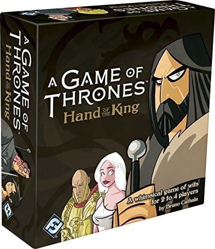 Fantasy Flight Games Un Juego de Tronos Mano del Rey, Juego de Cartas: Amazon.es: Juguetes y juegos