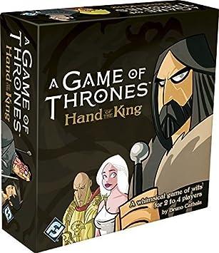 Fantasy Flight Games Un Juego de Tronos Mano del Rey, Juego de ...