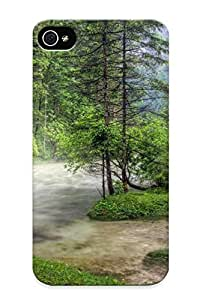0c25b327113 River In The Forest Fashion PC For Case Iphone 5C Cover, Series
