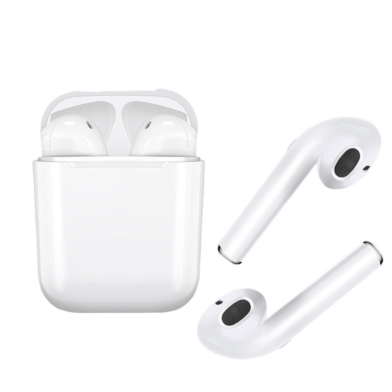 Auriculares estéreos Inalámbricos EarPoP i9s-Mini Earbuds con Estuche de Carga,...