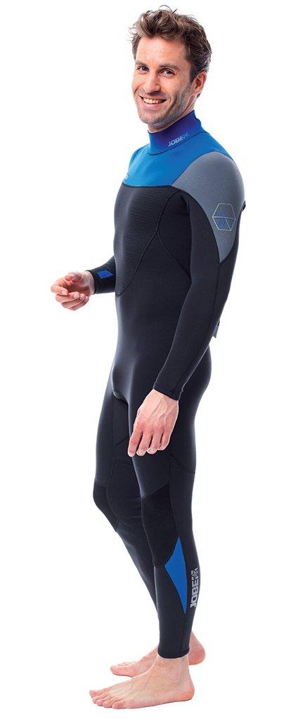Bleu M Jobe Perth Combinaison en néoprène pour Homme 3 2 mm