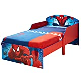Spider-Man Marvel Kids Toddler Bed by HelloHome