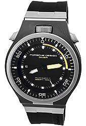 Porsche Design Watch Diver P'6780 - Automatic ETA 2892-A2 - Yellow