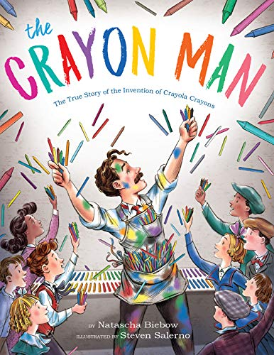 The Crayon Man: The True Story of the Invention of Crayola Crayons ()