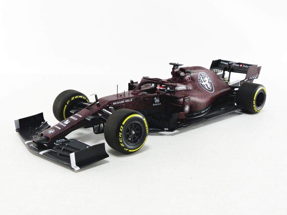 Minichamps Sauber C38 Kimi Raikkonen Valentines Day Fiorano Test 2019