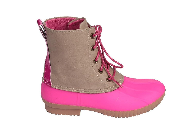 AVANTI Girls Combat Style Boots Image 2