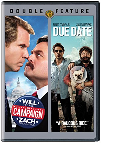 The Campaign / Due Date (Full Frame, Digital Theater System, Subtitled, Dolby, 2PC)