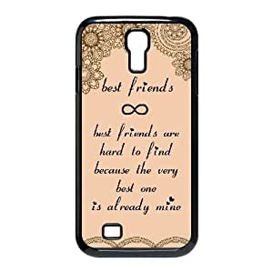 Rocxq Unique Design Cases Samsung Galaxy S4 I9500 Cell Phone Case Best friends Printed Cover Protector